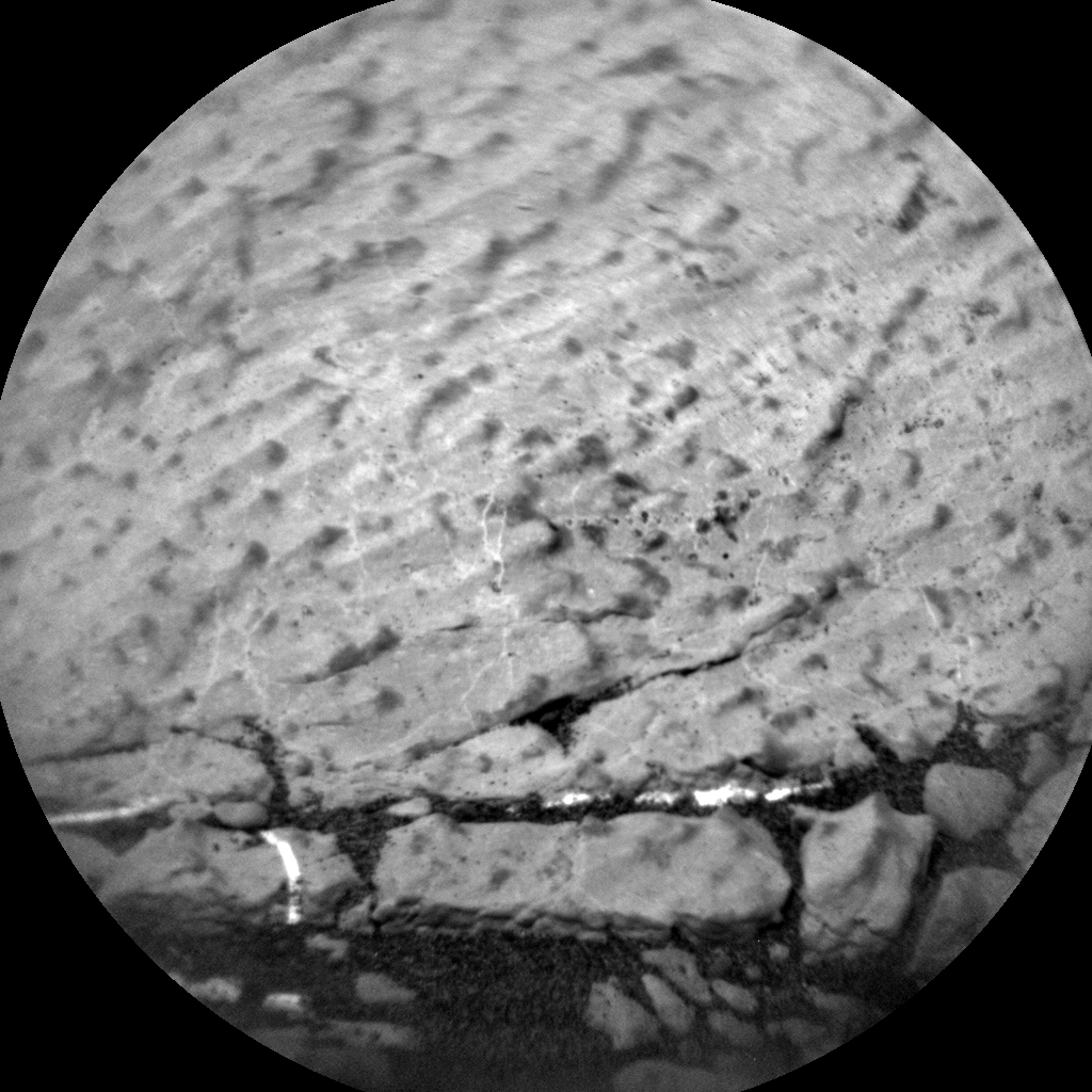 Nasa's Mars rover Curiosity acquired this image using its Chemistry & Camera (ChemCam) on Sol 2778, at drive 2008, site number 79