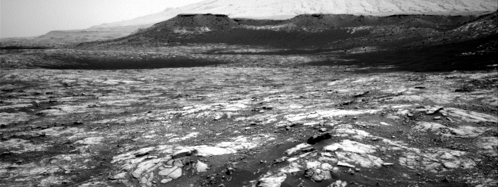 Nasa's Mars rover Curiosity acquired this image using its Right Navigation Camera on Sol 2779, at drive 2008, site number 79
