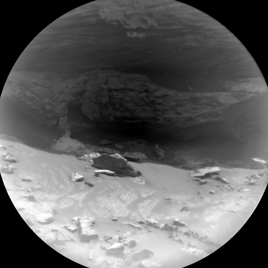 Nasa's Mars rover Curiosity acquired this image using its Chemistry & Camera (ChemCam) on Sol 2779, at drive 2008, site number 79