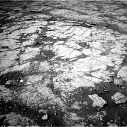 Nasa's Mars rover Curiosity acquired this image using its Left Navigation Camera on Sol 2780, at drive 2182, site number 79