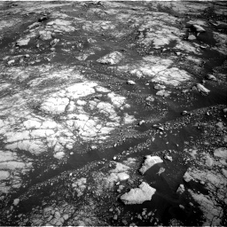 Nasa's Mars rover Curiosity acquired this image using its Right Navigation Camera on Sol 2780, at drive 2008, site number 79
