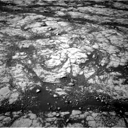 Nasa's Mars rover Curiosity acquired this image using its Right Navigation Camera on Sol 2780, at drive 2074, site number 79