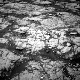 Nasa's Mars rover Curiosity acquired this image using its Right Navigation Camera on Sol 2780, at drive 2098, site number 79