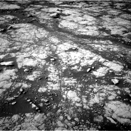 Nasa's Mars rover Curiosity acquired this image using its Right Navigation Camera on Sol 2780, at drive 2116, site number 79