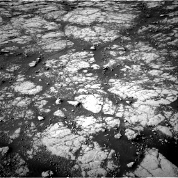 Nasa's Mars rover Curiosity acquired this image using its Right Navigation Camera on Sol 2780, at drive 2146, site number 79