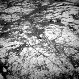 Nasa's Mars rover Curiosity acquired this image using its Right Navigation Camera on Sol 2780, at drive 2158, site number 79