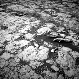 Nasa's Mars rover Curiosity acquired this image using its Right Navigation Camera on Sol 2780, at drive 2194, site number 79