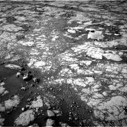 Nasa's Mars rover Curiosity acquired this image using its Right Navigation Camera on Sol 2780, at drive 2218, site number 79