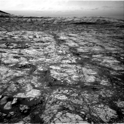 Nasa's Mars rover Curiosity acquired this image using its Right Navigation Camera on Sol 2780, at drive 2302, site number 79