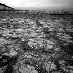 Nasa's Mars rover Curiosity acquired this image using its Right Navigation Camera on Sol 2780, at drive 2308, site number 79