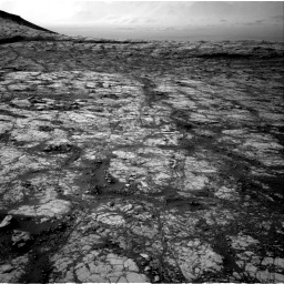 Nasa's Mars rover Curiosity acquired this image using its Right Navigation Camera on Sol 2780, at drive 2320, site number 79