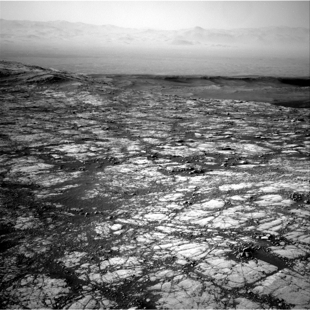 Nasa's Mars rover Curiosity acquired this image using its Right Navigation Camera on Sol 2780, at drive 2330, site number 79