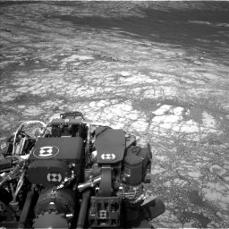 Nasa's Mars rover Curiosity acquired this image using its Left Navigation Camera on Sol 2781, at drive 2426, site number 79
