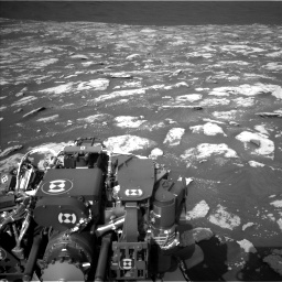 Nasa's Mars rover Curiosity acquired this image using its Left Navigation Camera on Sol 2781, at drive 2564, site number 79