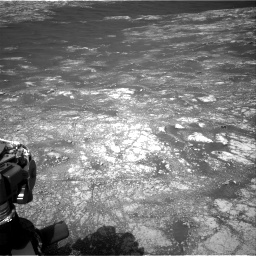Nasa's Mars rover Curiosity acquired this image using its Right Navigation Camera on Sol 2781, at drive 2462, site number 79