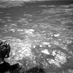 Nasa's Mars rover Curiosity acquired this image using its Right Navigation Camera on Sol 2781, at drive 2468, site number 79