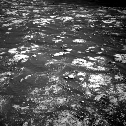 Nasa's Mars rover Curiosity acquired this image using its Right Navigation Camera on Sol 2781, at drive 2474, site number 79