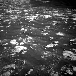 Nasa's Mars rover Curiosity acquired this image using its Right Navigation Camera on Sol 2781, at drive 2480, site number 79
