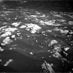 Nasa's Mars rover Curiosity acquired this image using its Right Navigation Camera on Sol 2781, at drive 2510, site number 79