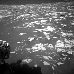 Nasa's Mars rover Curiosity acquired this image using its Right Navigation Camera on Sol 2781, at drive 2516, site number 79