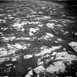 Nasa's Mars rover Curiosity acquired this image using its Right Navigation Camera on Sol 2781, at drive 2522, site number 79
