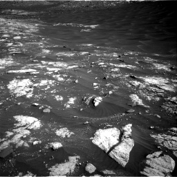 Nasa's Mars rover Curiosity acquired this image using its Right Navigation Camera on Sol 2781, at drive 2540, site number 79