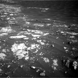 Nasa's Mars rover Curiosity acquired this image using its Right Navigation Camera on Sol 2781, at drive 2558, site number 79