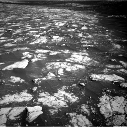 Nasa's Mars rover Curiosity acquired this image using its Right Navigation Camera on Sol 2781, at drive 2576, site number 79