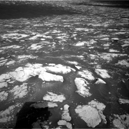 Nasa's Mars rover Curiosity acquired this image using its Right Navigation Camera on Sol 2781, at drive 2600, site number 79