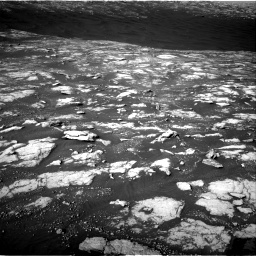 Nasa's Mars rover Curiosity acquired this image using its Right Navigation Camera on Sol 2781, at drive 2606, site number 79