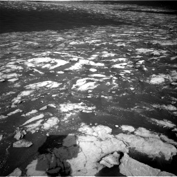 Nasa's Mars rover Curiosity acquired this image using its Right Navigation Camera on Sol 2781, at drive 2612, site number 79