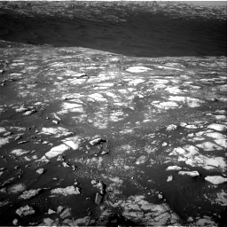 Nasa's Mars rover Curiosity acquired this image using its Right Navigation Camera on Sol 2781, at drive 2624, site number 79