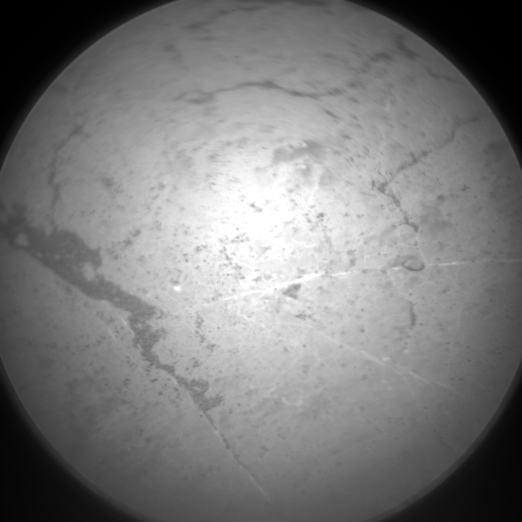 Nasa's Mars rover Curiosity acquired this image using its Chemistry & Camera (ChemCam) on Sol 2782, at drive 2640, site number 79