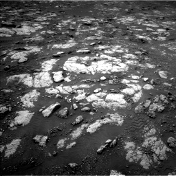 Nasa's Mars rover Curiosity acquired this image using its Left Navigation Camera on Sol 2783, at drive 2712, site number 79