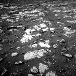 Nasa's Mars rover Curiosity acquired this image using its Left Navigation Camera on Sol 2783, at drive 2742, site number 79