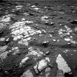 Nasa's Mars rover Curiosity acquired this image using its Left Navigation Camera on Sol 2783, at drive 3044, site number 79