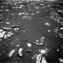 Nasa's Mars rover Curiosity acquired this image using its Right Navigation Camera on Sol 2783, at drive 2640, site number 79