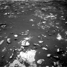 Nasa's Mars rover Curiosity acquired this image using its Right Navigation Camera on Sol 2783, at drive 2652, site number 79