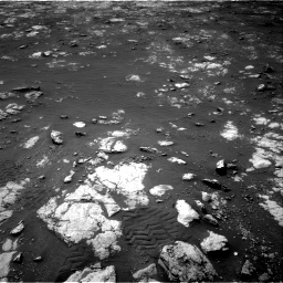 Nasa's Mars rover Curiosity acquired this image using its Right Navigation Camera on Sol 2783, at drive 2658, site number 79