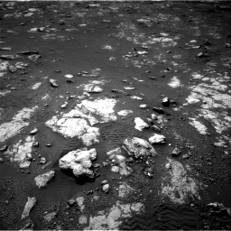 Nasa's Mars rover Curiosity acquired this image using its Right Navigation Camera on Sol 2783, at drive 2664, site number 79