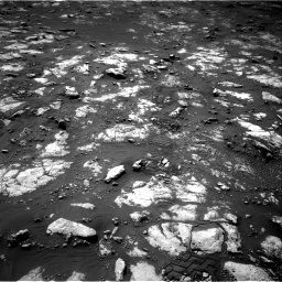 Nasa's Mars rover Curiosity acquired this image using its Right Navigation Camera on Sol 2783, at drive 2688, site number 79