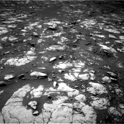 Nasa's Mars rover Curiosity acquired this image using its Right Navigation Camera on Sol 2783, at drive 2694, site number 79