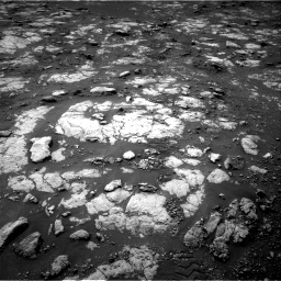 Nasa's Mars rover Curiosity acquired this image using its Right Navigation Camera on Sol 2783, at drive 2706, site number 79