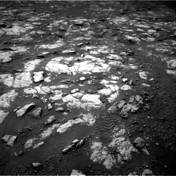 Nasa's Mars rover Curiosity acquired this image using its Right Navigation Camera on Sol 2783, at drive 2712, site number 79