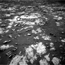 Nasa's Mars rover Curiosity acquired this image using its Right Navigation Camera on Sol 2783, at drive 2724, site number 79
