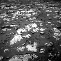 Nasa's Mars rover Curiosity acquired this image using its Right Navigation Camera on Sol 2783, at drive 2736, site number 79