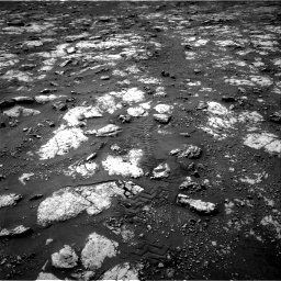 Nasa's Mars rover Curiosity acquired this image using its Right Navigation Camera on Sol 2783, at drive 2742, site number 79