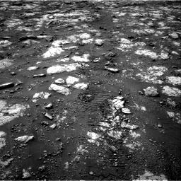 Nasa's Mars rover Curiosity acquired this image using its Right Navigation Camera on Sol 2783, at drive 2754, site number 79