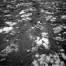 Nasa's Mars rover Curiosity acquired this image using its Right Navigation Camera on Sol 2783, at drive 2766, site number 79