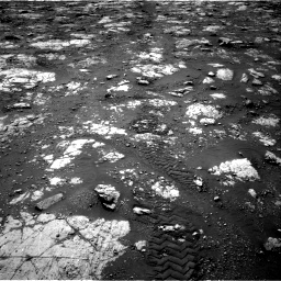 Nasa's Mars rover Curiosity acquired this image using its Right Navigation Camera on Sol 2783, at drive 2796, site number 79